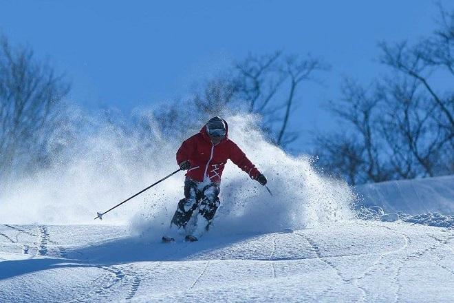温泉 場 松之山 スキー 新潟県松之山温泉スキー場