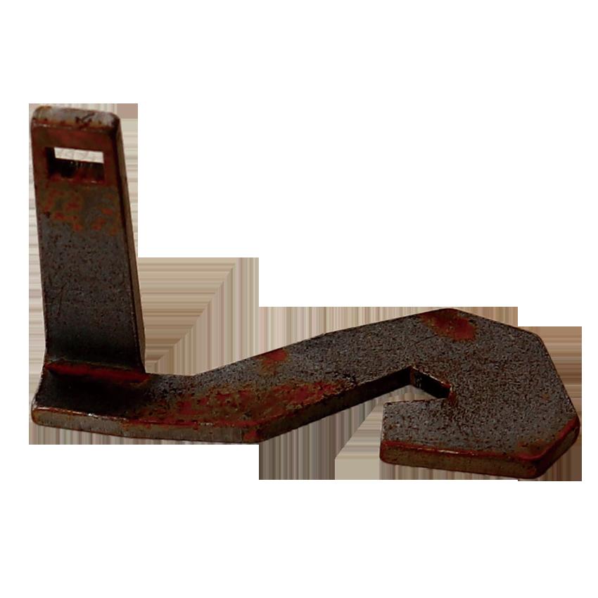 鉄のキョロロミニチュア