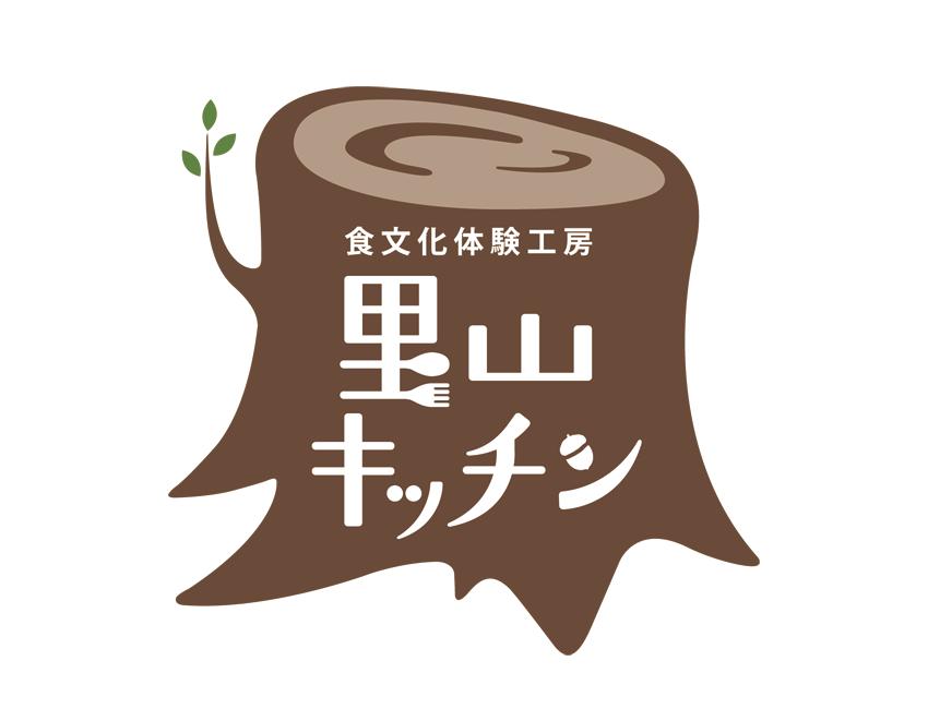 里山キッチン ロゴ