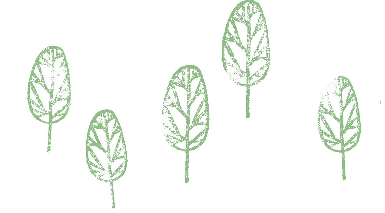 木のスタンプ