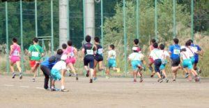 湯鳥駅伝・湯鳥マラソン @ 松之山グラウンド